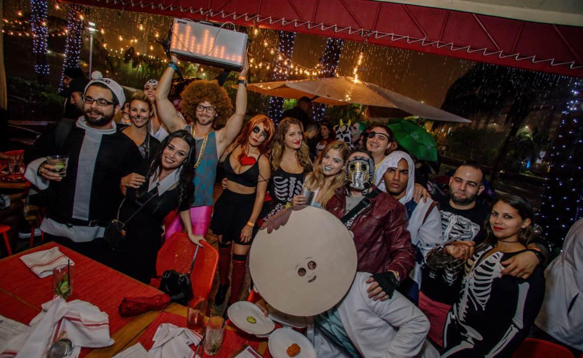 Brickell Halloween Guide 2018