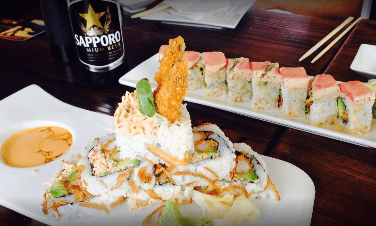 Sushi - Valentines Day